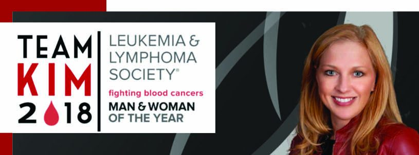 Team Kim 2018 – Leukemia & Lymphoma Society Man & Woman of the Year